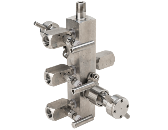 Series H70W Primary Isolation Valves