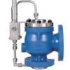 Birkett Safeset Series Pilot Operated Safety Relief Valves