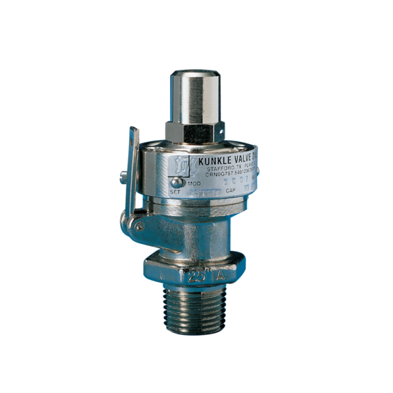 Models 1 and 2 Safety Valves