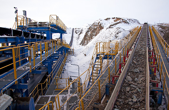 Bulk flow measurement has always been challenging in the mining industry.