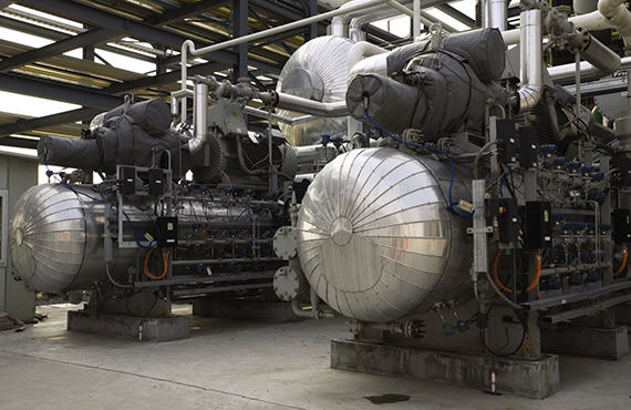 Boilers in power houses are among the largest users of fuel, and the greatest generators of emissions within industrial facilities.
